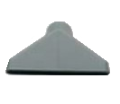 Насадка для мягкой мебели для пылесосов Soteco Leo и YVO (00616 G52) - фото 18447