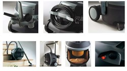 SOTECO LEO - Профессиональный пылесос для сухой уборки - фото 20702