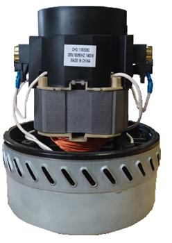 CHG 11ME 06 C Турбина (1200W) - Универсальная для пылесосов Soteco (Китай) - фото 21836
