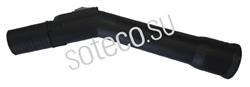 Трубка коннектор угловая для пылесосов Soteco 38 мм (06389) - фото 21947