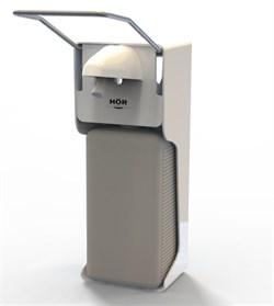 HOR-D 004A - локтевой дозатор для антисептика/мыла - фото 22125
