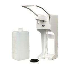 HOR-D 004A - локтевой дозатор для антисептика/мыла - фото 22145