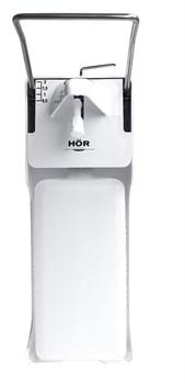 HOR-D 004R - локтевой дозатор для антисептика/мыла c регулировкой дозирования - фото 22187